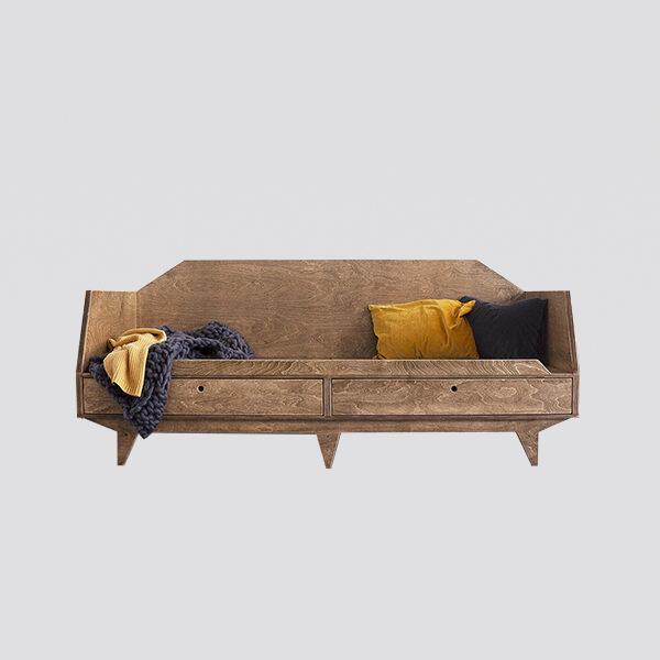 Zdjęcie produktu NORSK.bed sofa/łóżko