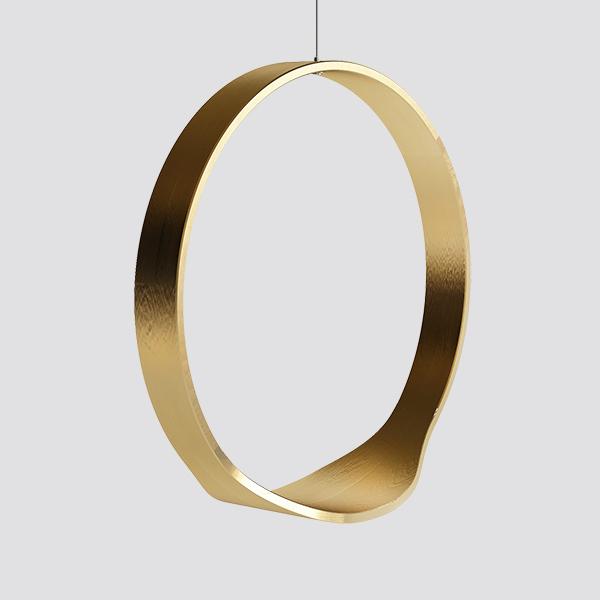 Zdjęcie produktu GOLD 24 karaty - huśtawka