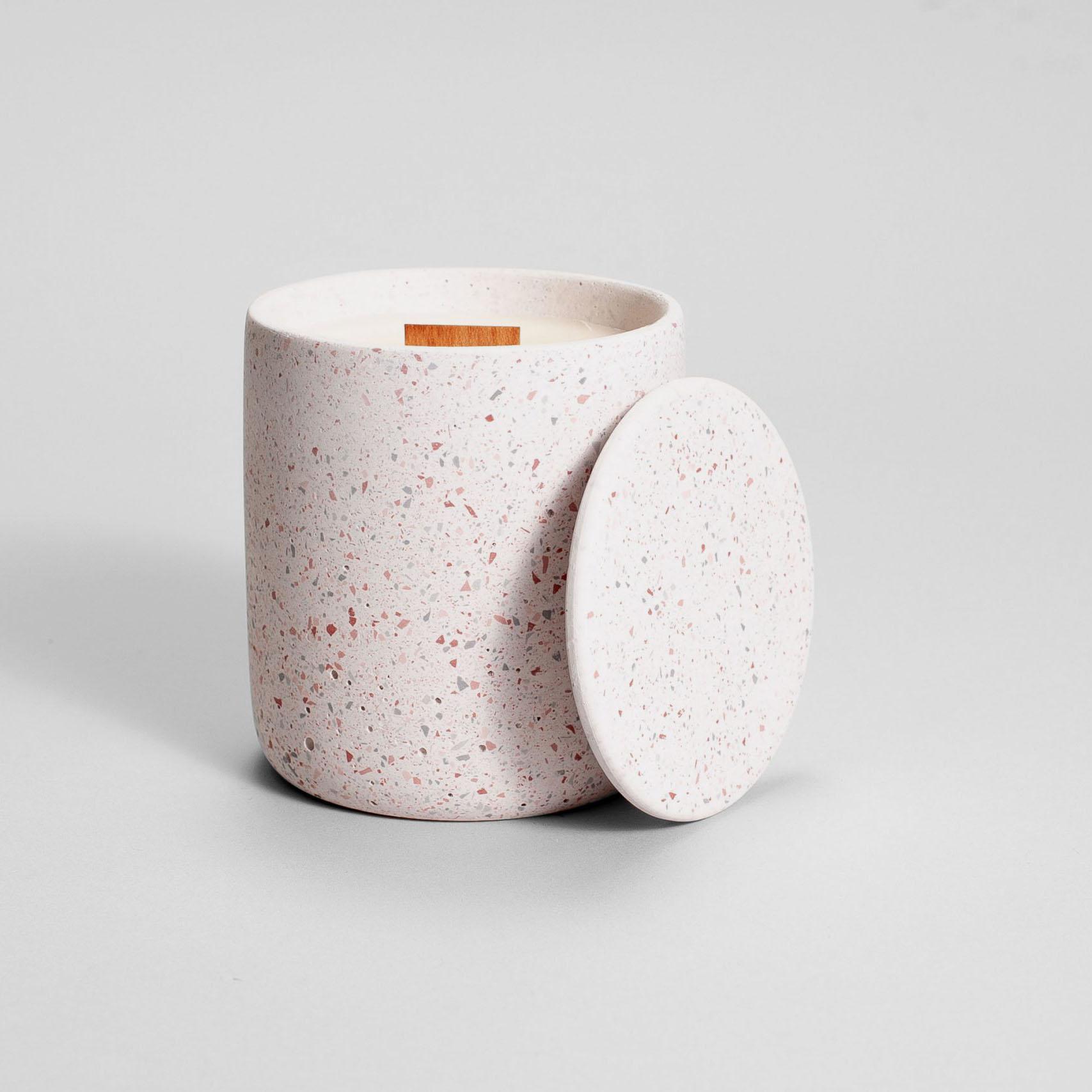 Zdjęcie produktu MEDIO PINK MICA - świeczka