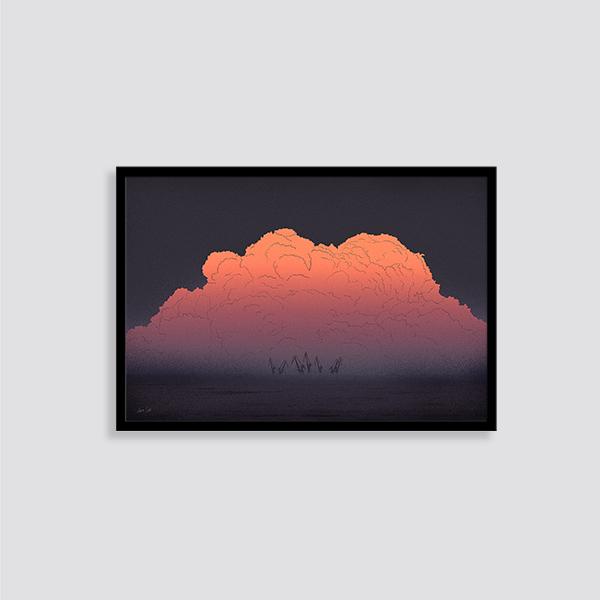 Zdjęcie produktu BURZA plakat