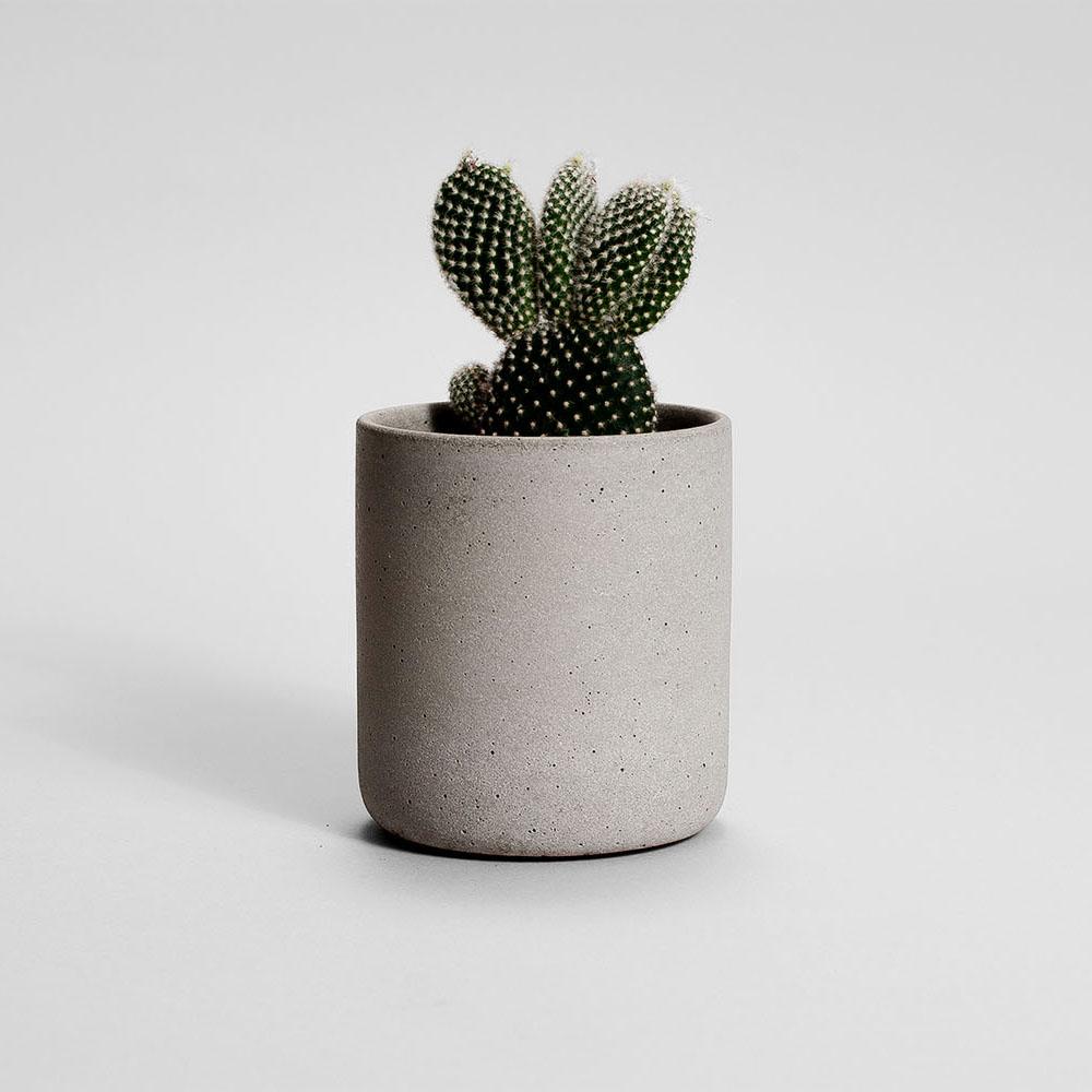 Zdjęcie produktu MEDIO GRAY CONCRETE PLANT - doniczka