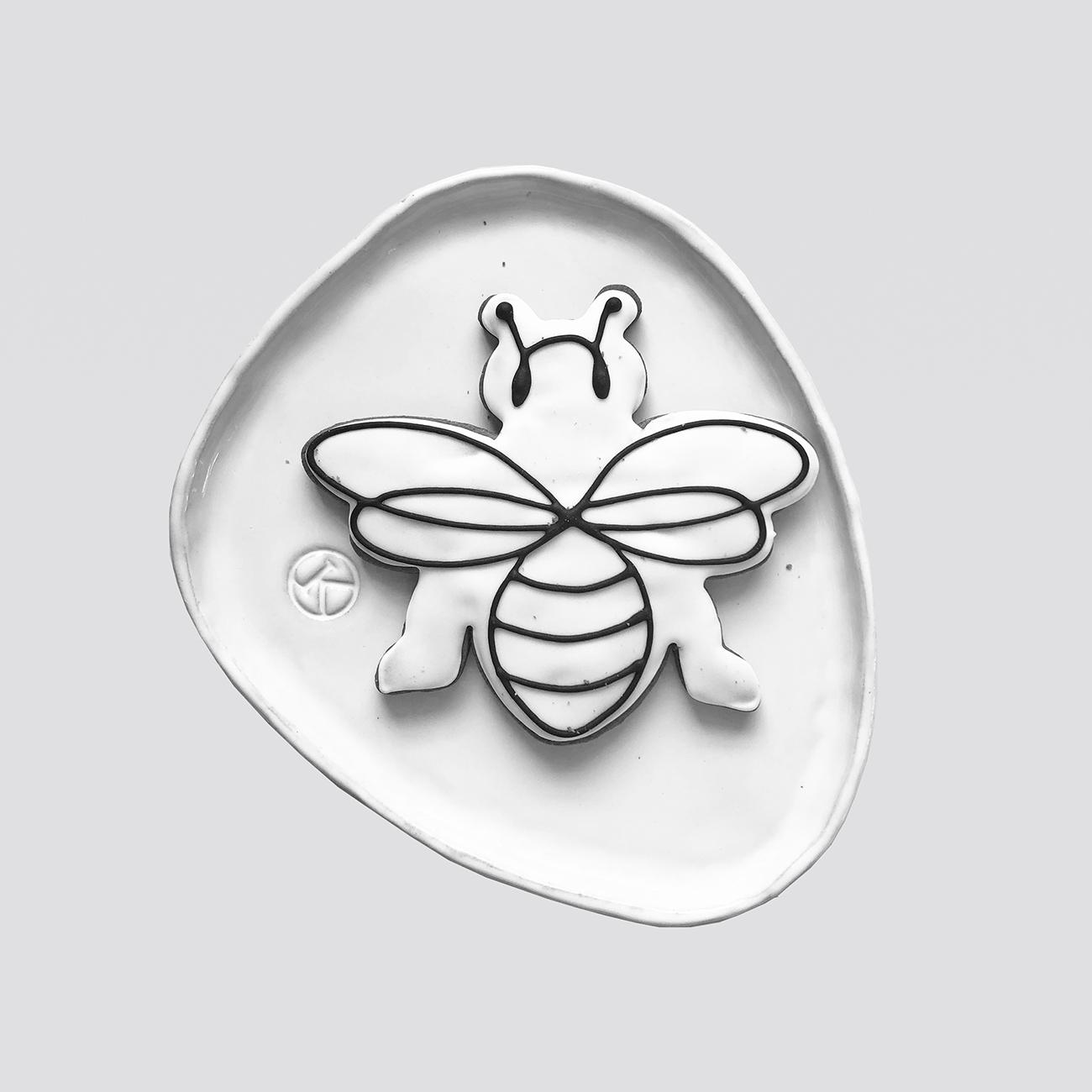 Zdjęcie produktu Pszczoła z piernika