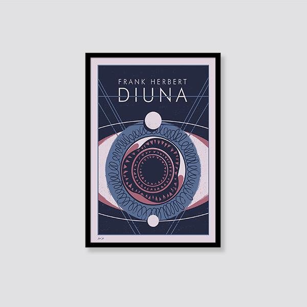 Zdjęcie produktu DIUNA plakat