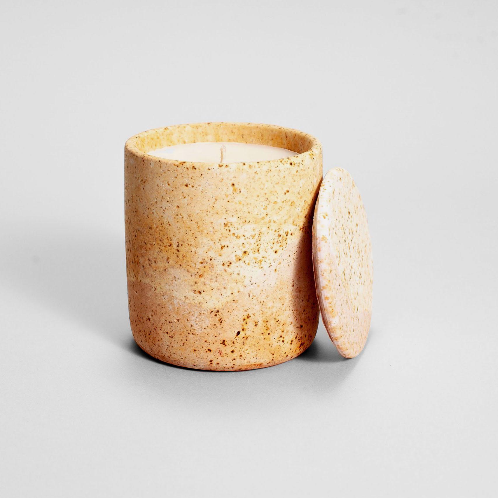 Zdjęcie produktu MEDIO RUSTED PINK - świeczka