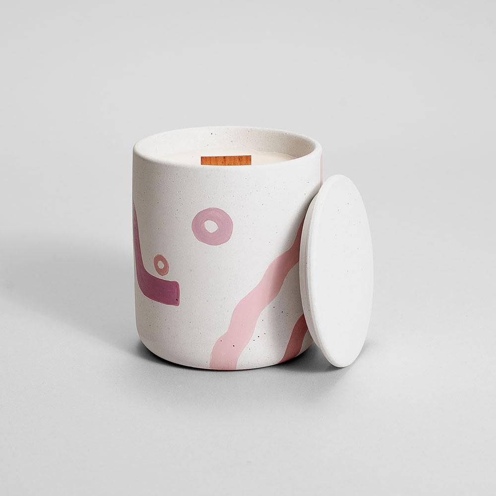 Zdjęcie produktu MEDIO CALMA - świeczka