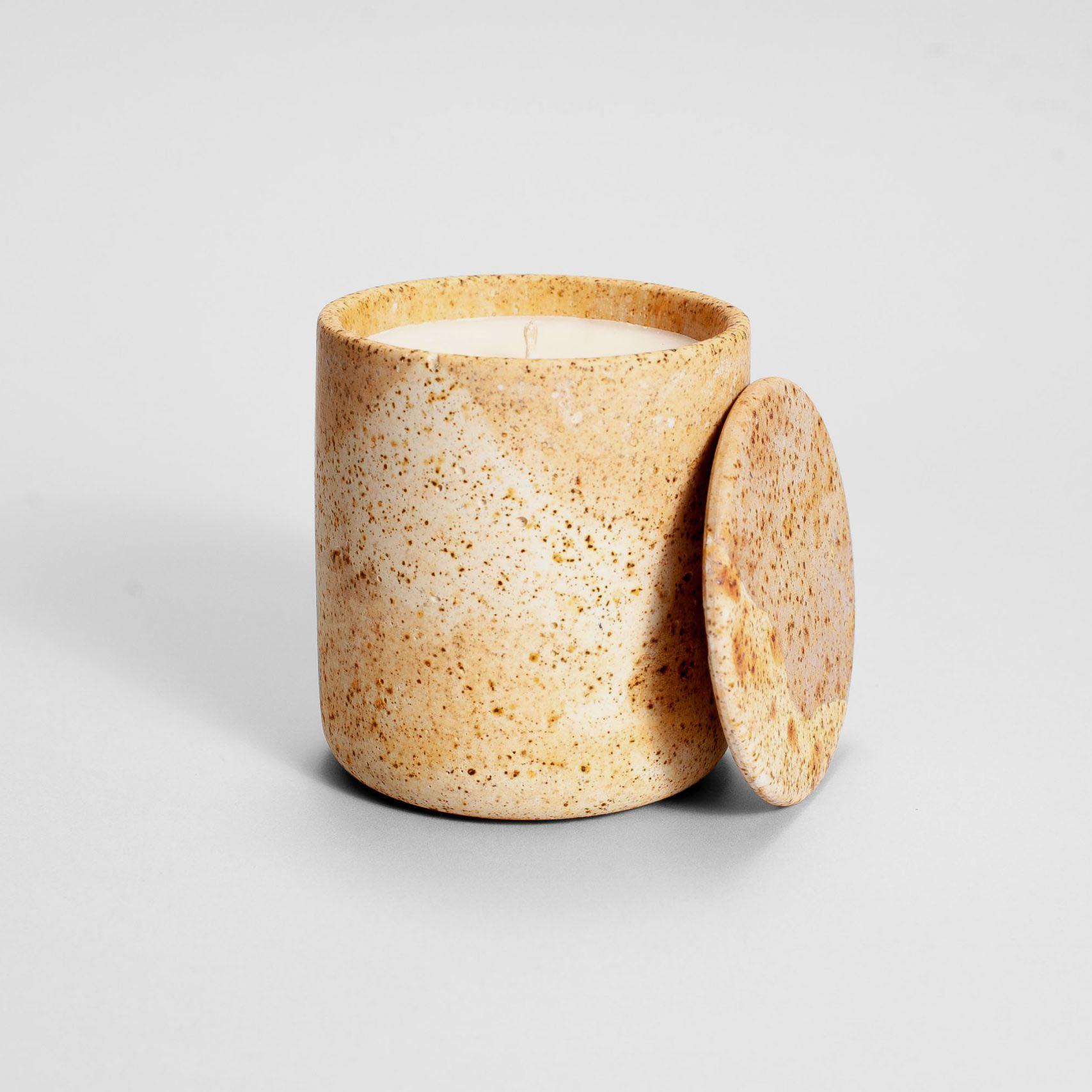 Zdjęcie produktu MEDIO RUSTED BEIGE - świeczka