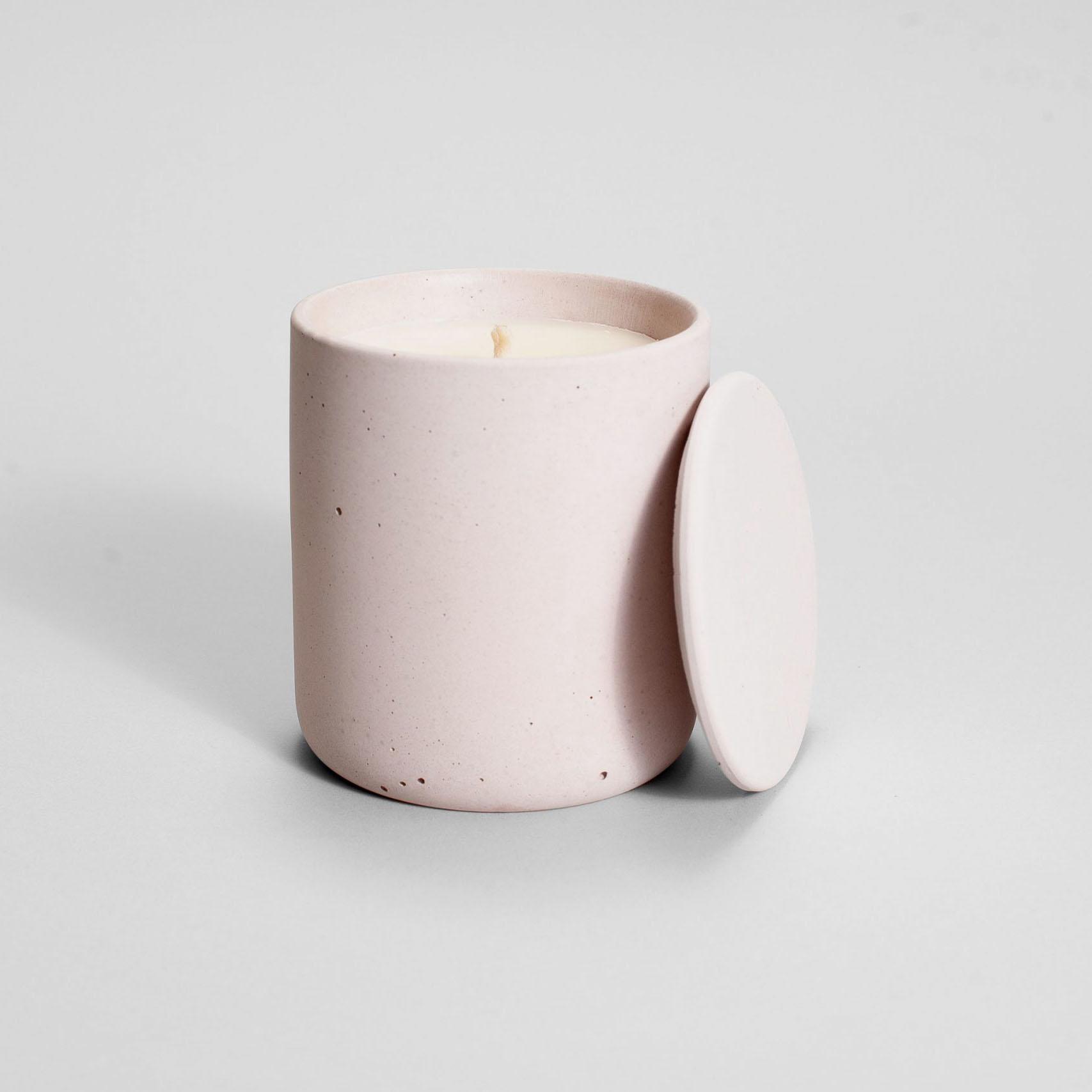 Zdjęcie produktu MEDIO PINK CONCRETE - świeczka