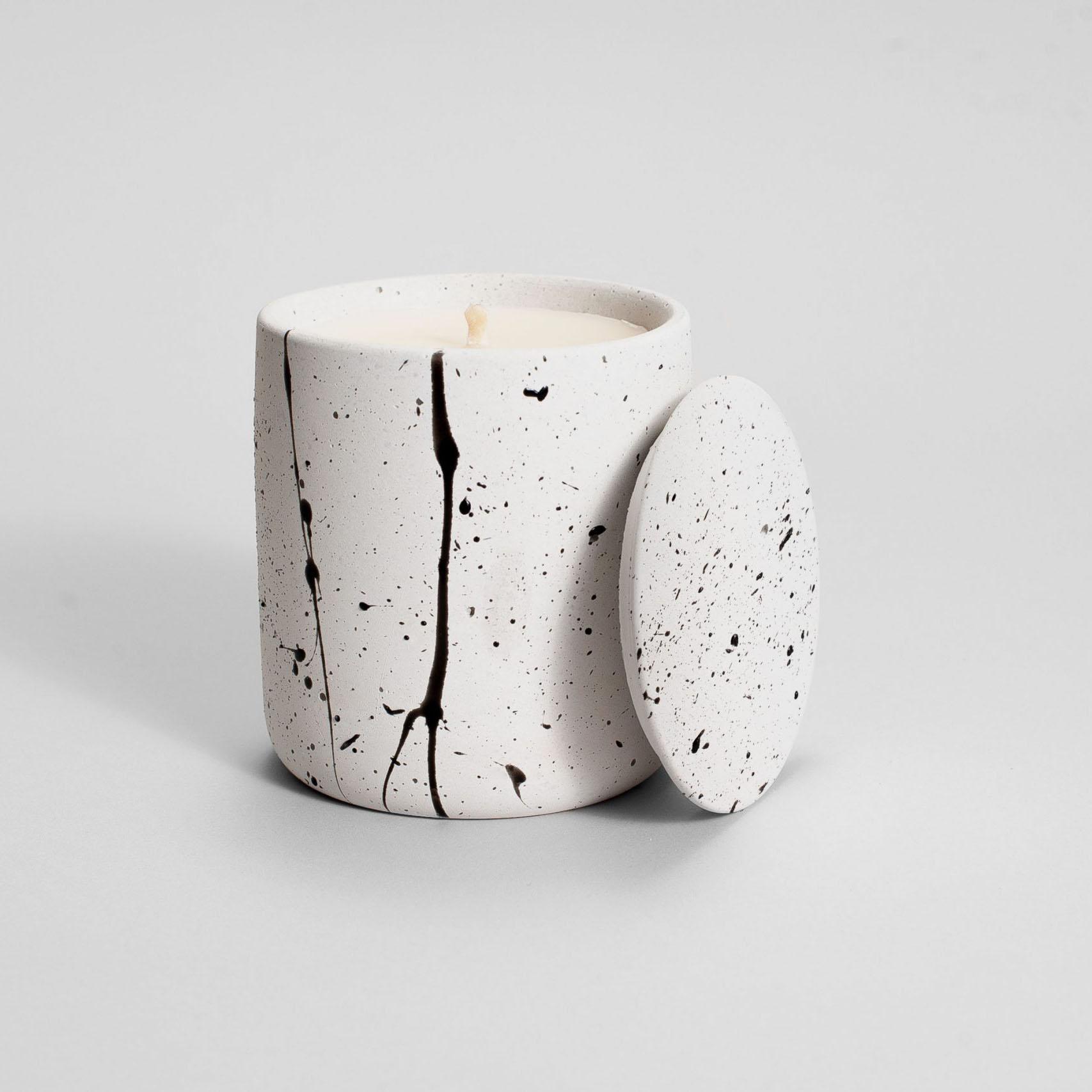 Zdjęcie produktu MEDIO SPLASH CONCRETE - świeczka