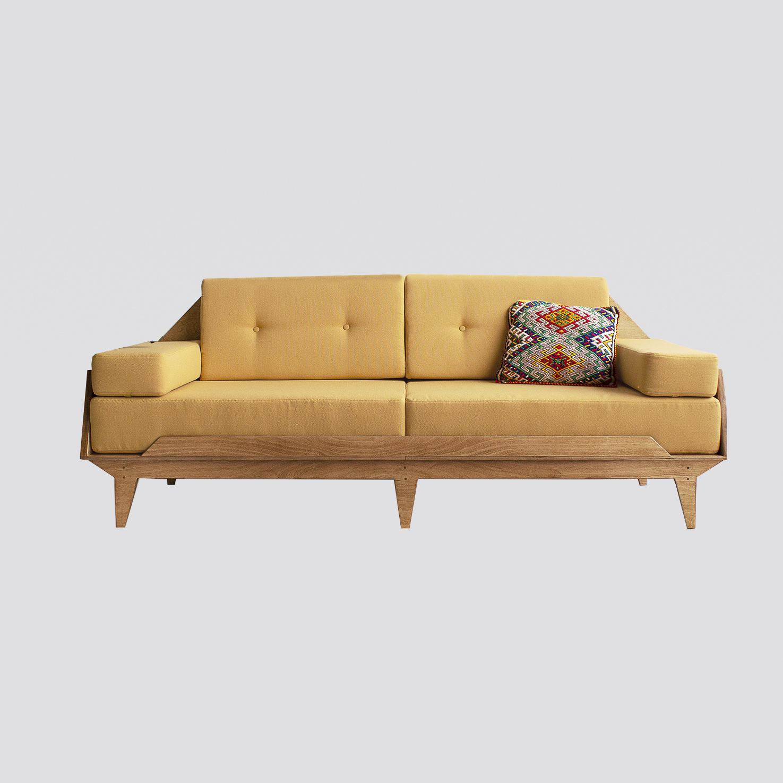 Zdjęcie produktu NORSK.midi - siedzisko, sofa