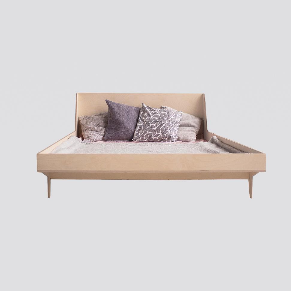 Zdjęcie produktu SNUG.double - łóżko