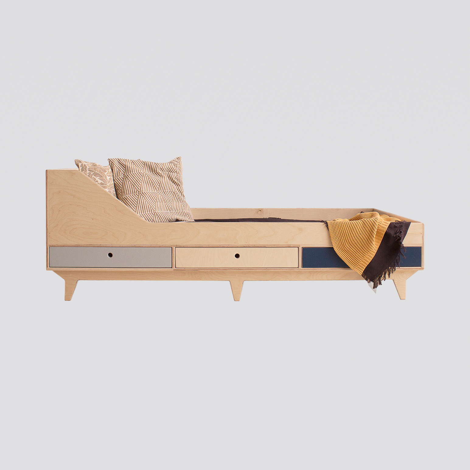 Zdjęcie produktu MUN.2 - łóżko