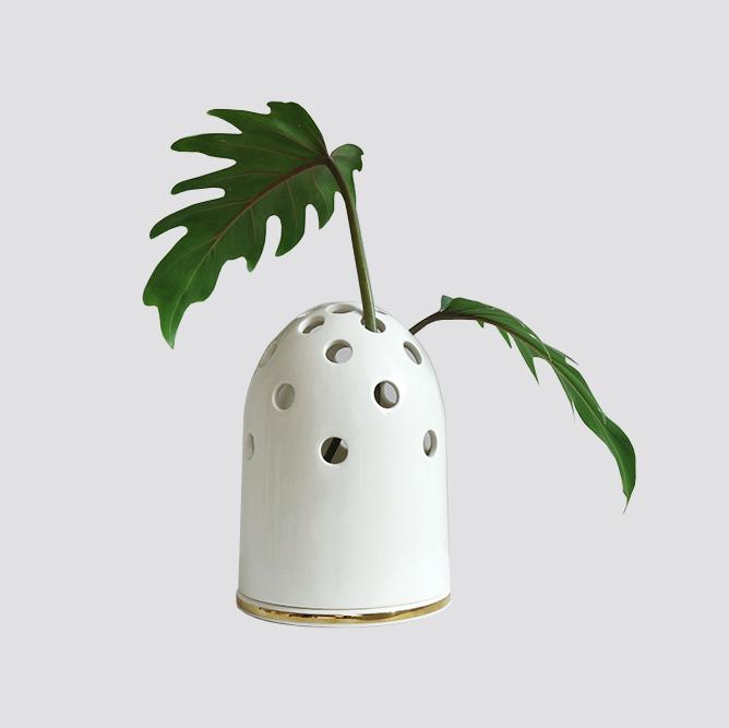 Zdjęcie produktu FLY'S EYE GOLD - wazon mały