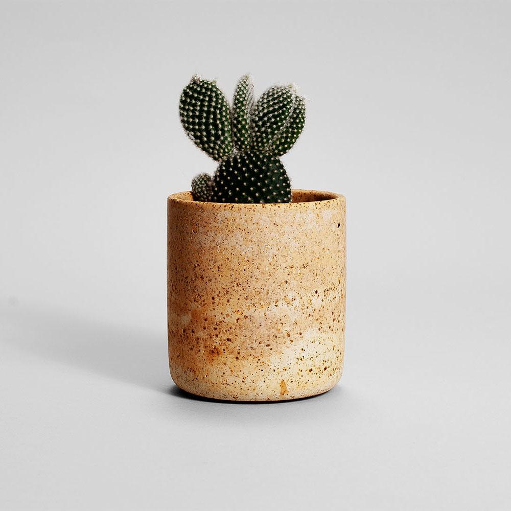 Zdjęcie produktu MEDIO RUSTED BEIGE PLANT - doniczka