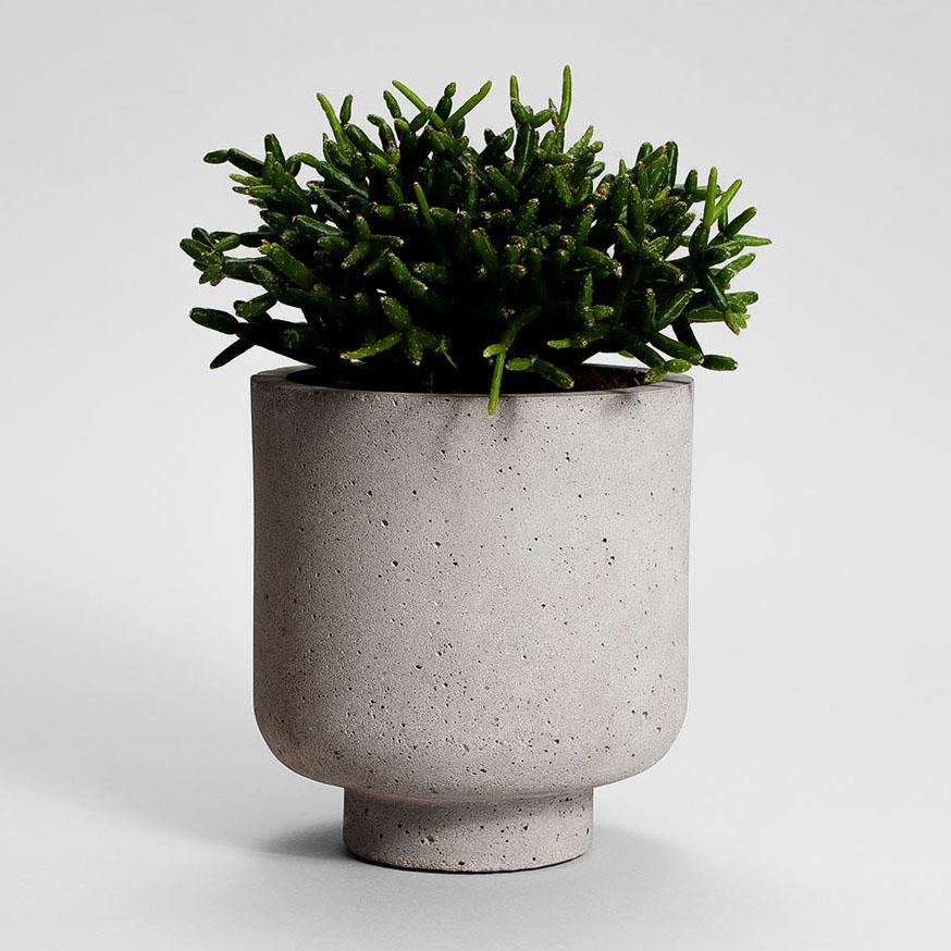 Zdjęcie produktu CAMPIO GRAY CONCRETE PLANT - doniczka