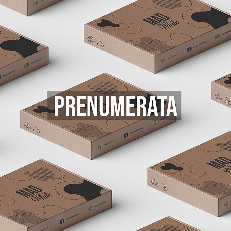 Zdjęcie produktu Prenumerata roczna + wysyłka gratis