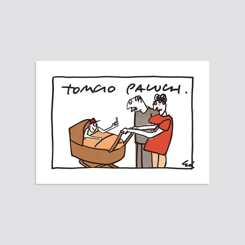 Zdjęcie produktu Pocztówka - Tomcio Paluch