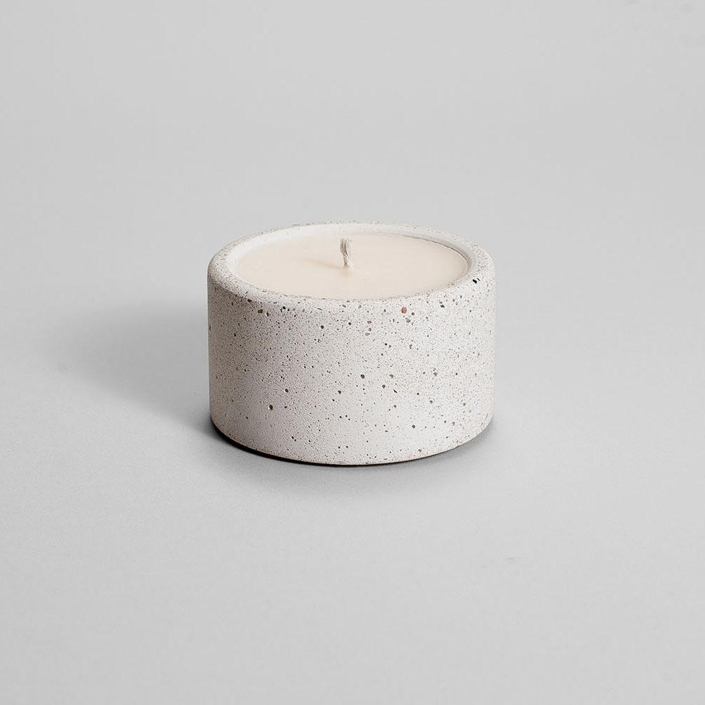 Zdjęcie produktu PARVI STRACIATELLA WHITE - świeczka