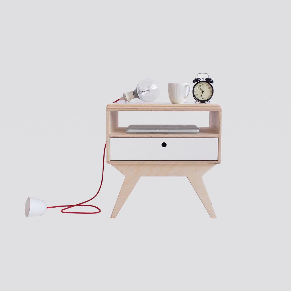 Zdjęcie produktu FIU.1 - komoda, szafka nocna