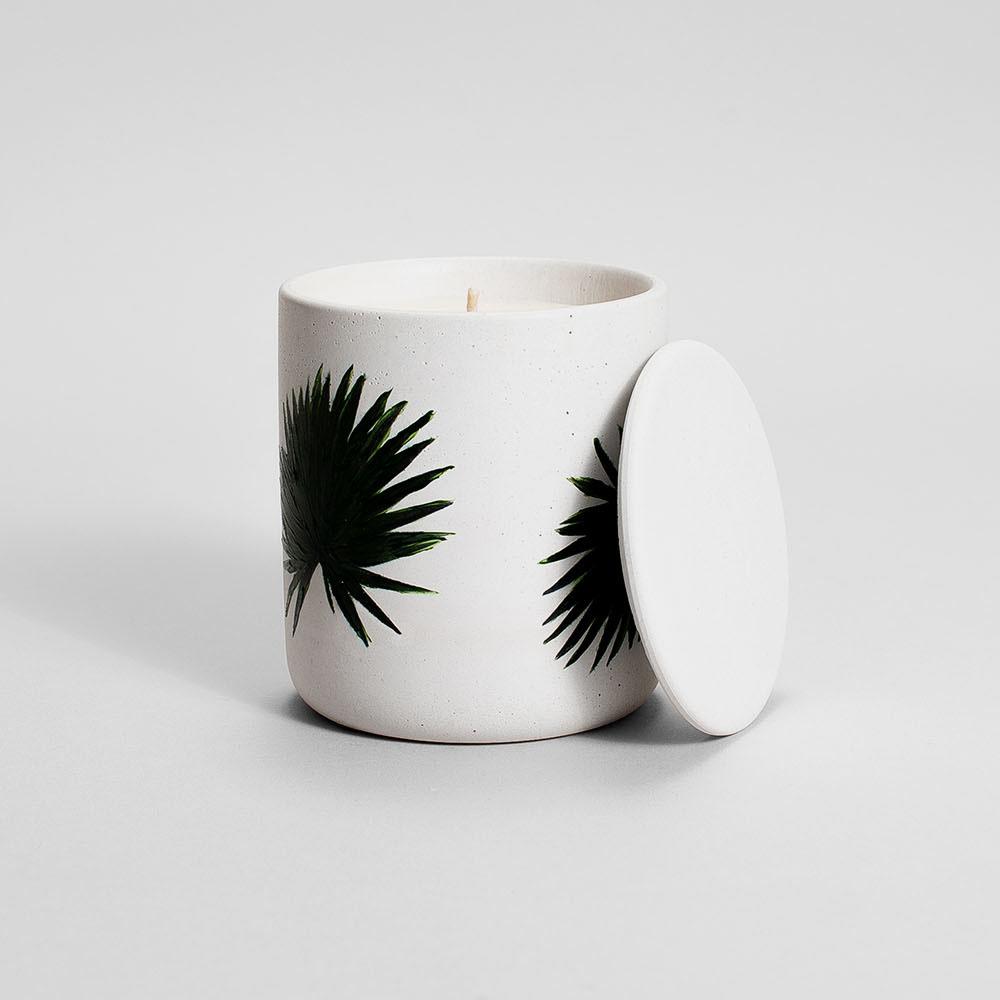 Zdjęcie produktu MEDIO PALM LEAF - świeczka