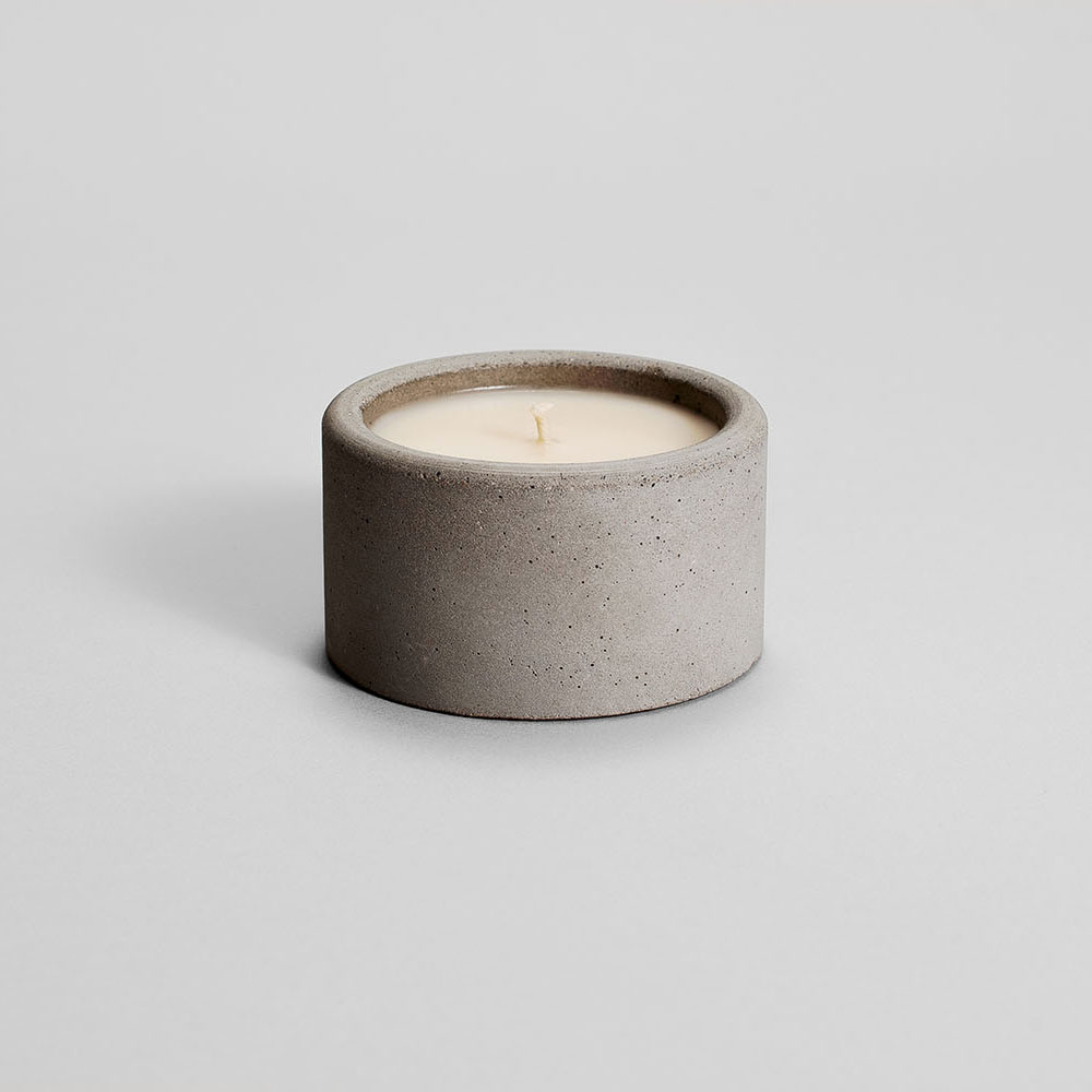 Zdjęcie produktu PARVI GRAY CONCRETE - świeczka