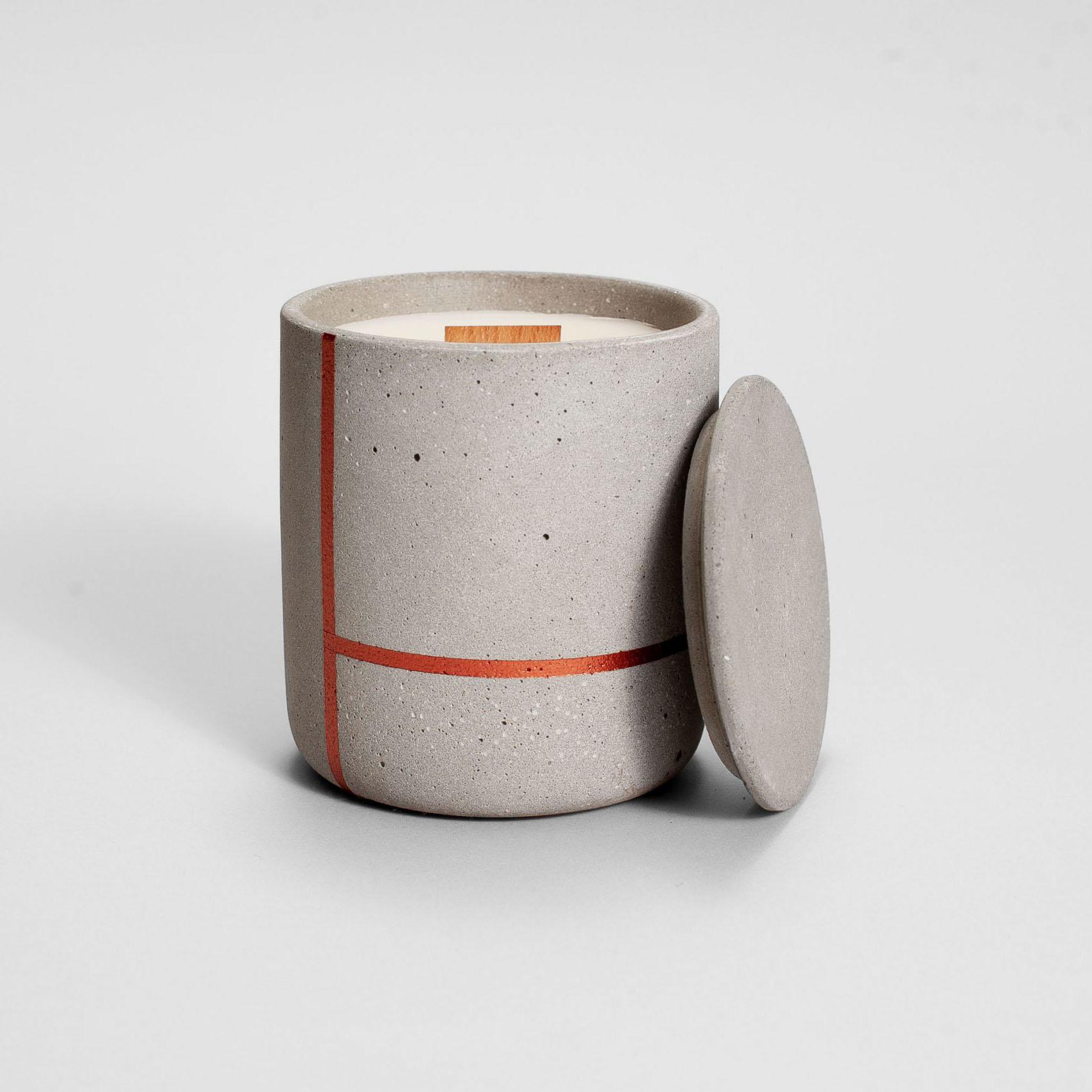 Zdjęcie produktu MEDIO COPPER LINE - świeczka