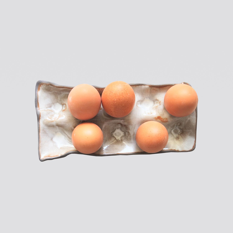 Zdjęcie produktu Patera na jaja prostokątna