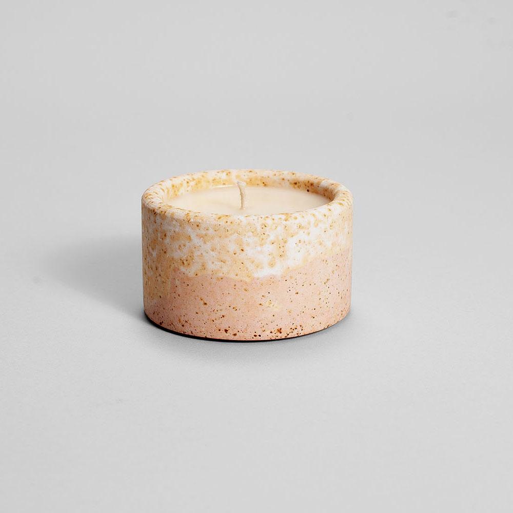 Zdjęcie produktu PARVI RUSTED BEIGE -  świeczka